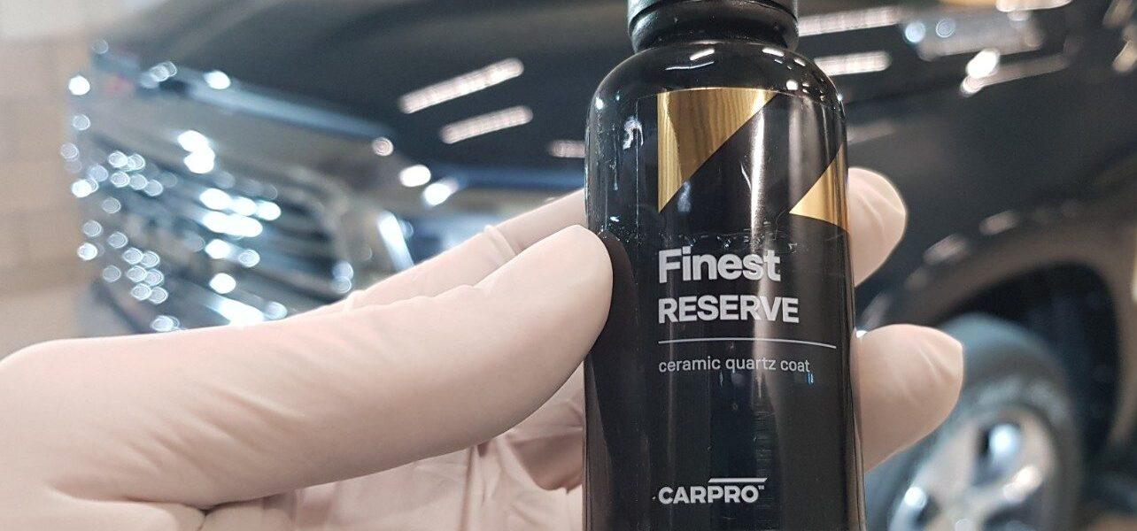 Carpro CQuarts Finest Reserve